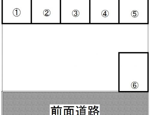 貸駐車場 那覇市宇栄原 月額7,000円 1区画