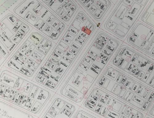 一括貸月極駐車場 那覇市前島 月額110,000円