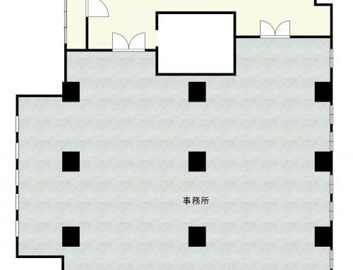 貸事務所・倉庫 那覇市安謝 家賃880,000円(税込)