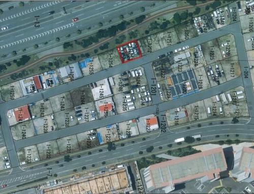 島袋一括貸月極駐車場 豊見城市豊崎 月額35,000円