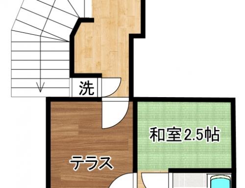 貸アパート 仮称)牧志えびす通りアパート303号室