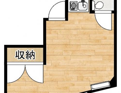 貸アパート 仮称)牧志えびす通りアパート203号室