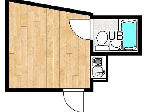 貸アパート 仮称)牧志えびす通りアパート301号室